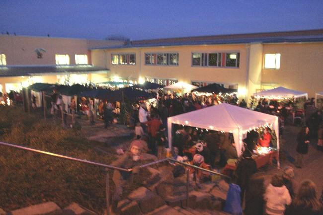Adventsmarkt 2009 Weihnachtsstimmung