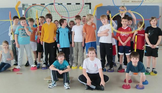 Sportgeräte Förderverein