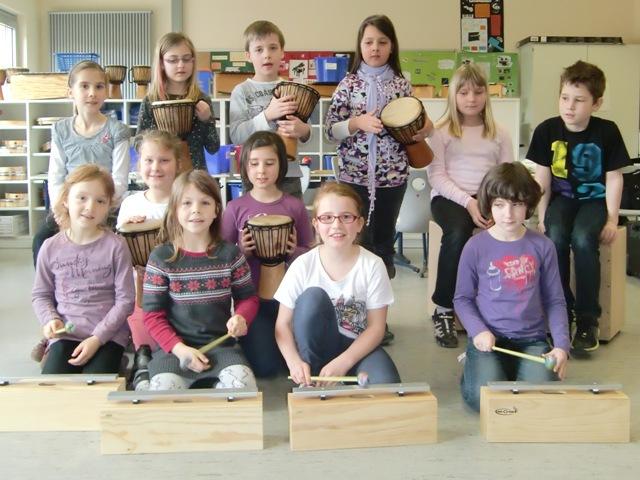 Musikinstrumente Förderverein