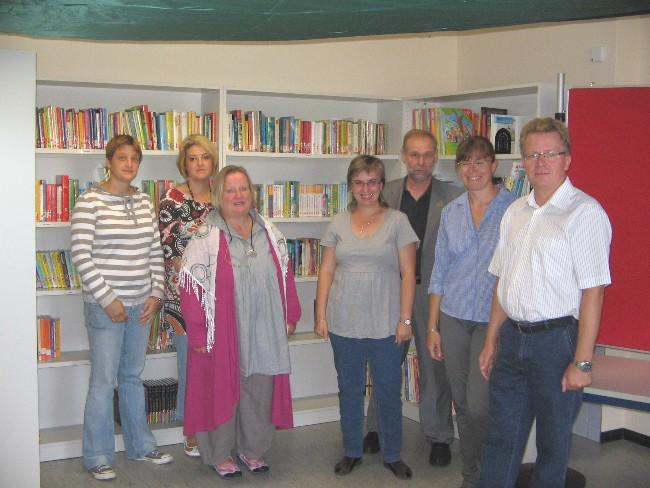 Büchereieröffnung