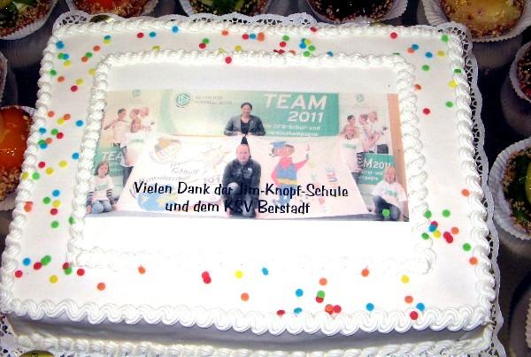 Kuchen DFB